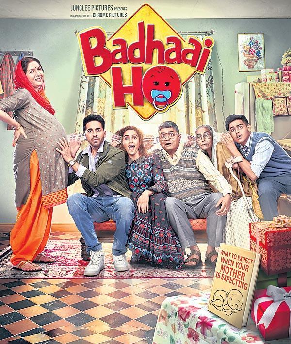 badhaai ho movie 2018 - Sakshi