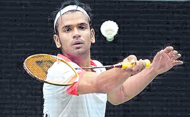 Subhankar enter to semis - Sakshi