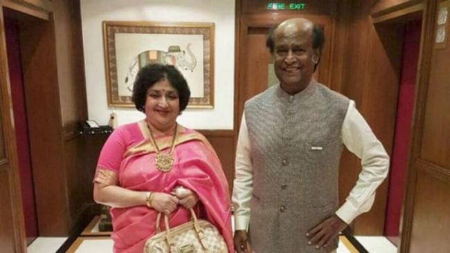 Rajinikanth Opens Up About His Wife Latha His My Friend - Sakshi