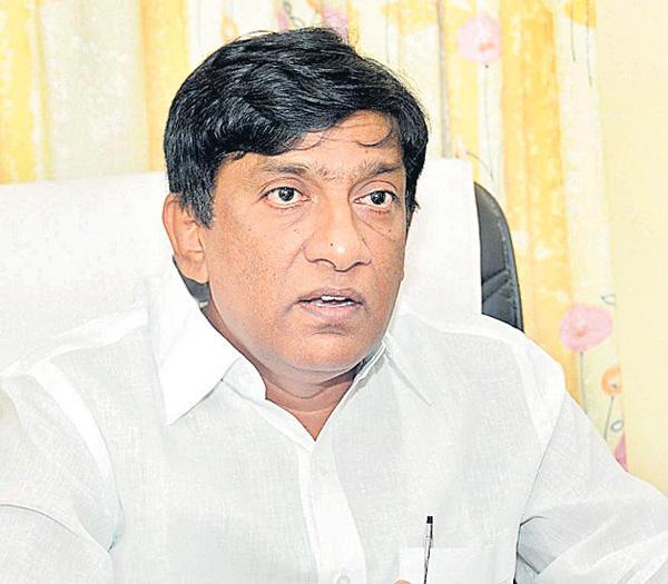 Special Directorate for Pensioners: MP Vinod - Sakshi
