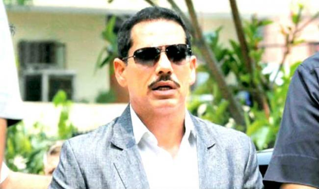 Robert Vadra Summoned By ED In Land Deal Case - Sakshi