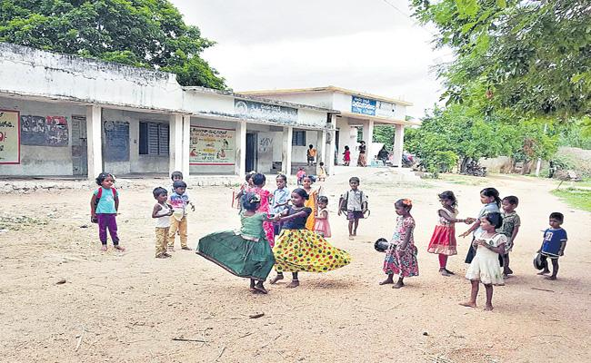 Chukka Ramaiah Article On Strengthening School Education In India - Sakshi