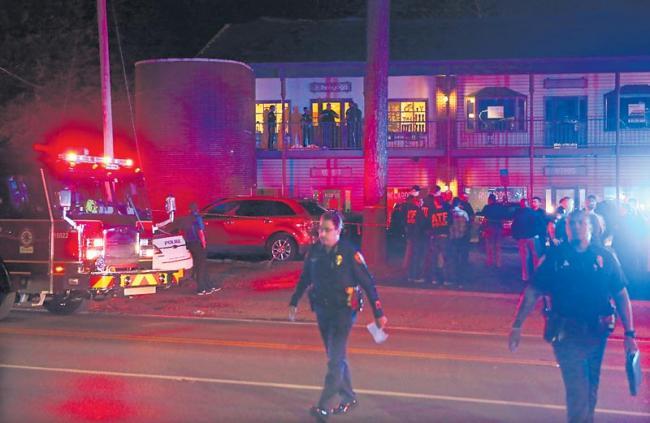 two dead six injured after florida yoga studio shooting - Sakshi
