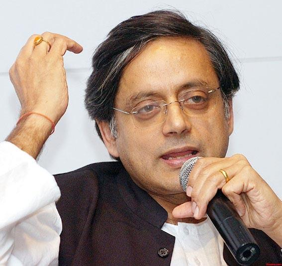 Criminal defamation case against Shashi Tharoor for calling PM Modi a scorpion - Sakshi