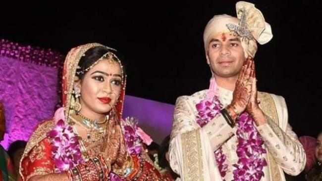 Tej Pratap Yadav Files For Divorce In Patna Court - Sakshi