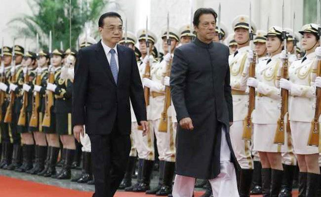 China Backs Pakistan On Dispute With India - Sakshi