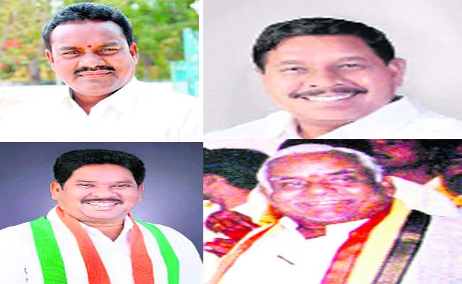 Teachers became politicians - Sakshi