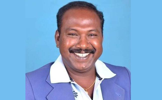 TV Artist Vijay Raj Died With Heart Stroke In Tamil Nadu - Sakshi
