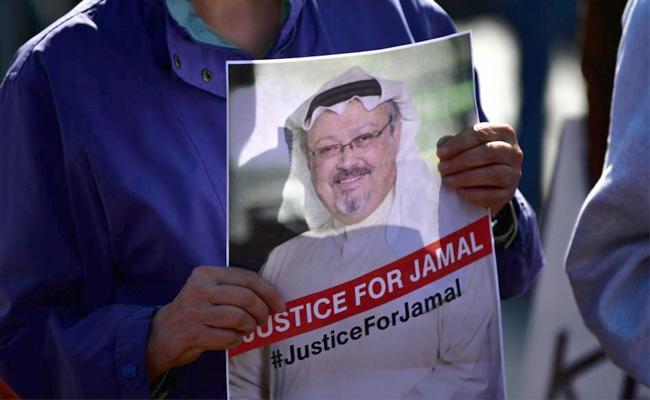 Sons of Jamal Khashoggi Appeal For Saudi Arabia - Sakshi