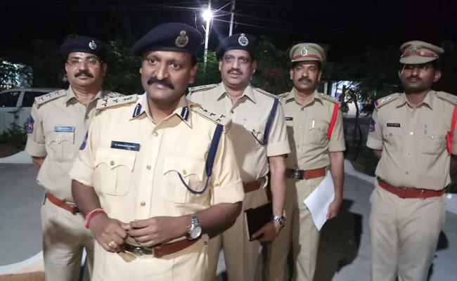 Election Commitments By Rachaconda Police Commissioner - Sakshi