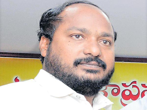 Jajula Srinivas Goud demands 50% of tickets should be given to BCs - Sakshi