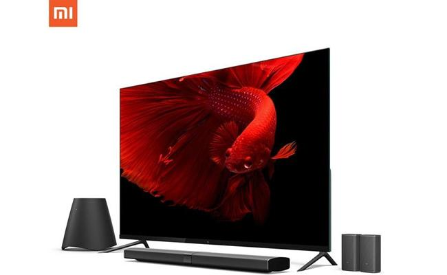 Xiaomi Mi TV 4 with 65-inch 4K HDR display launched - Sakshi