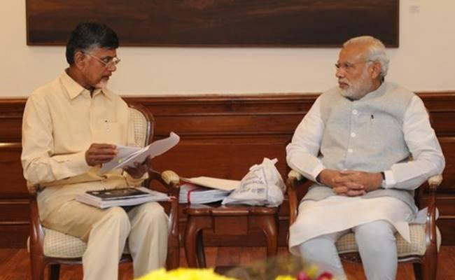 TDP Not Follow Rules In Central Government Funds - Sakshi