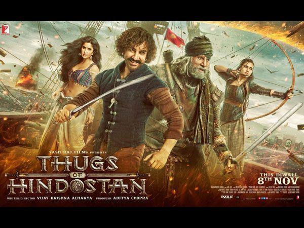 Making video of Thugs Of Hindostan  - Sakshi