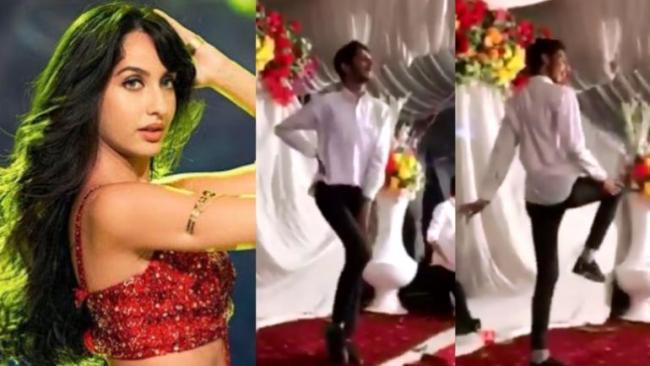 Young Man Dancing To  Dilbar Dilbar Song Video Viral - Sakshi