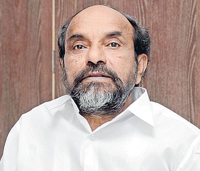 r krishnaiah coments bc reservations - Sakshi