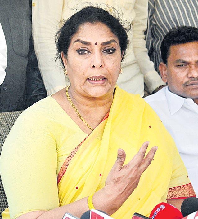 leaders should sacrificefor-party - Sakshi