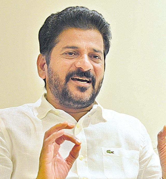 Revanth Reddy Fires On KTR And KCR - Sakshi