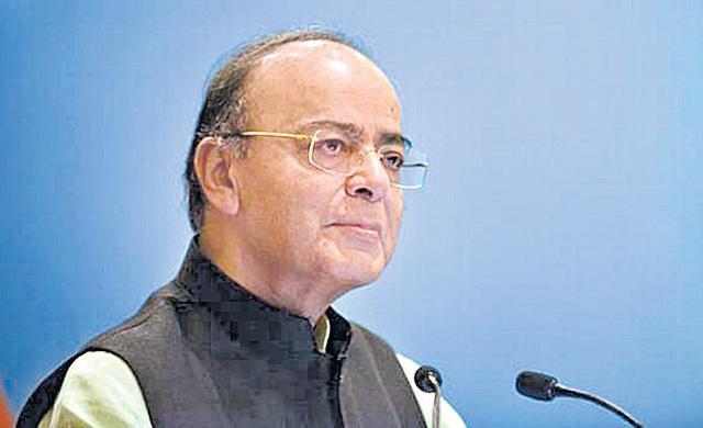 Note ban expanded tax base, led to digitisation, says Arun Jaitle - Sakshi
