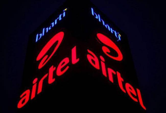 Bharti Airtel dips  Moodys places s rating on review for downgrade - Sakshi