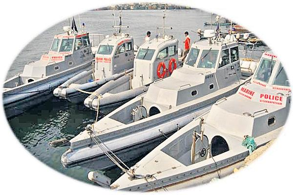 There is no proper Coastal security in the State - Sakshi
