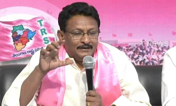 Congress, TDP allege TRS of misusing its influence via caste-based meetings - Sakshi
