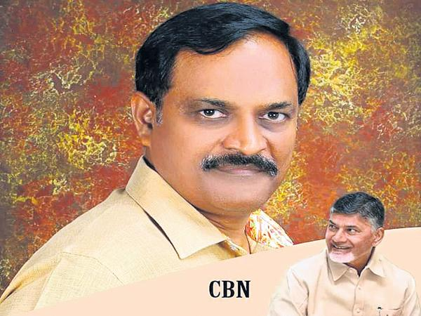 Do not go for Harshavardhana Choudhary says Chandrababu - Sakshi