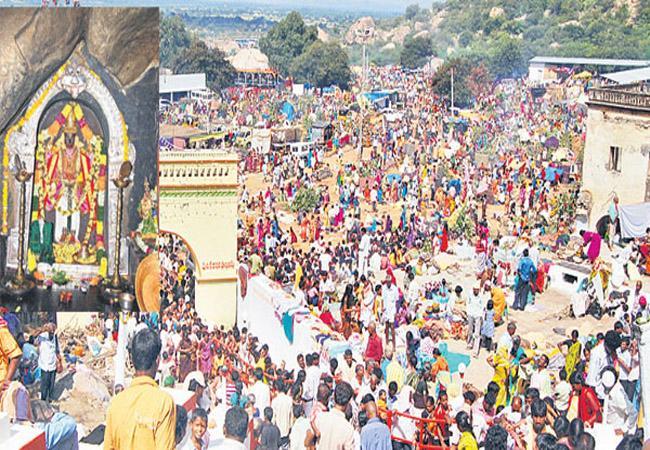 Sri Kurumurthy Swamy Jathara - Mahabubnagar - Sakshi