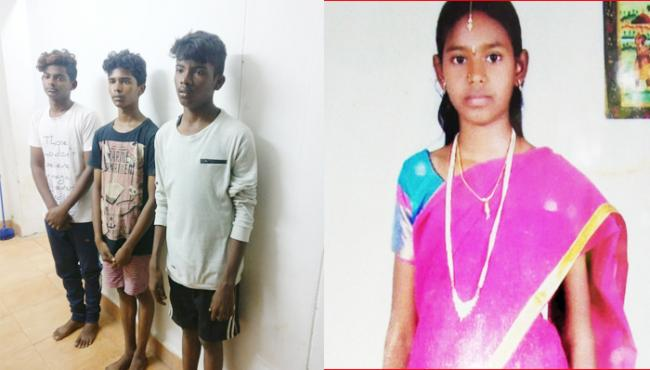 Boy Friend Molestation And Killed Lover In Visakhapatnam - Sakshi