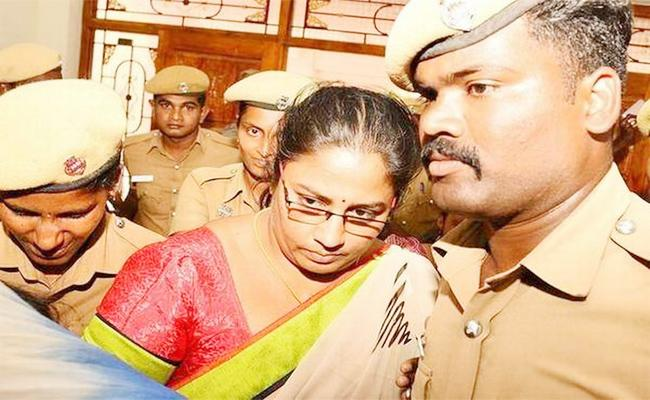 Asst Professor Nirmala Devi Request to Court In Students Case - Sakshi