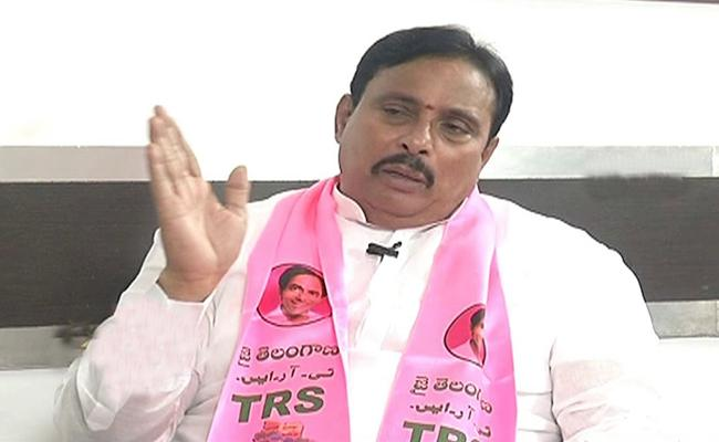I Will Support  Any Candidate Belongs TRS In Khairatabad assembly Said By Danam Nagender - Sakshi