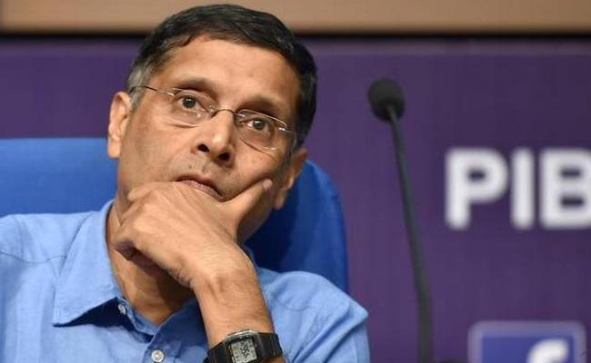 Sakshi Editorial On Ex CEA Arvind Subramanian
