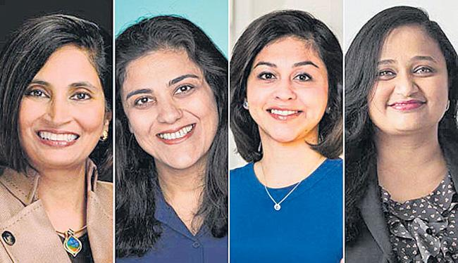 Forbes Releases 2018 US List of Top 50 Women in Tech - Sakshi