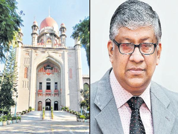 Senior advocates meet with CJ over the High Court division - Sakshi