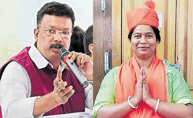 Dasoju Sravan Rejects Gunmens - Sakshi