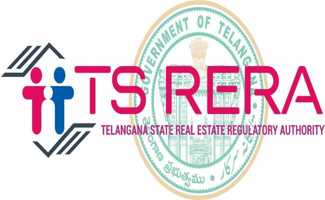 Challan For Rera Registration - Sakshi