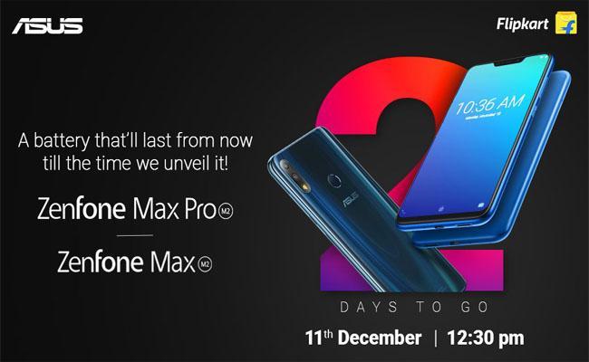 Asus Zenfone Max Pro M2 Zenfone Max M2 Launched - Sakshi
