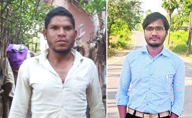 Friends Died in Bike Accident Bhadradri Kothagudem - Sakshi
