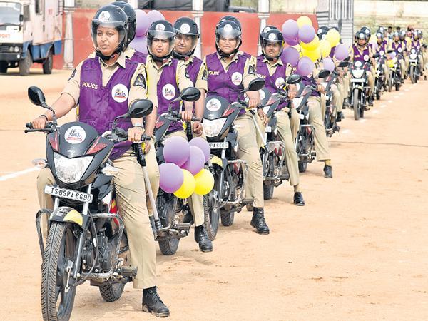 Women groups in the name of Women on Wheels - Sakshi