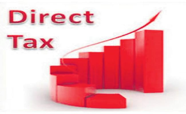Direct tax collections up 16% - Sakshi