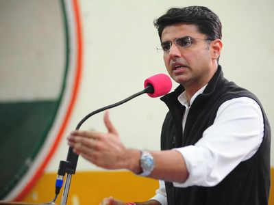 Congress Leads In Rajasthan Assembly Polls - Sakshi