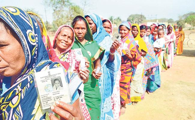 Adivasis Are inspiration in Casting Vote - Sakshi
