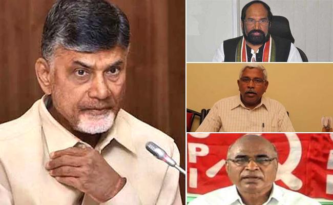 Chandrababu Naidu Flop Show in Telangana Elections - Sakshi