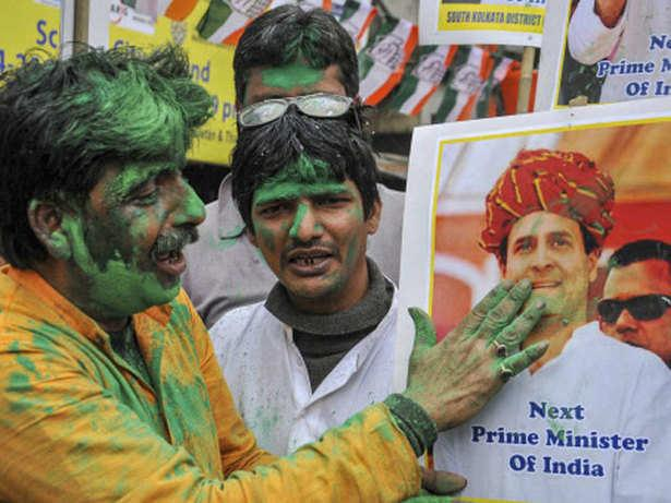 Dozen Ministers In Shivraj Singh Chouhan Led BJP Government Trailing - Sakshi