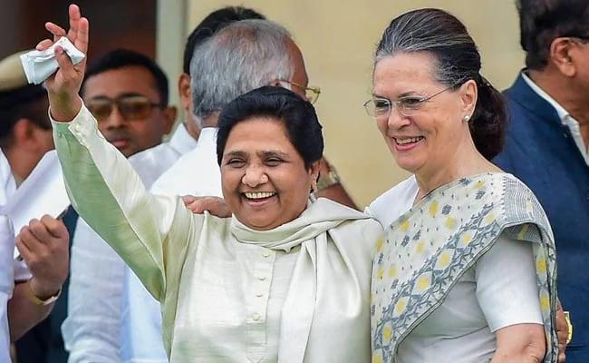 Congress Dials Mayawati For Madhya Pradesh After Mixed Results - Sakshi