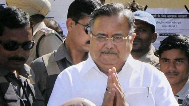 Raman Singh Resigns As Chhattisgarh CM - Sakshi