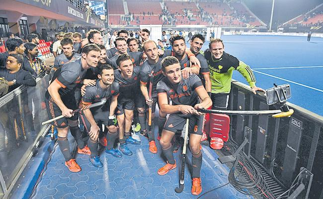 Netherlands challenge on their minds, India gear up for date with history - Sakshi