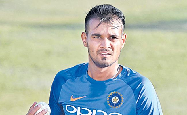 Siddharth Kaul shine as India A complete 3-0 rout of New Zealand A - Sakshi