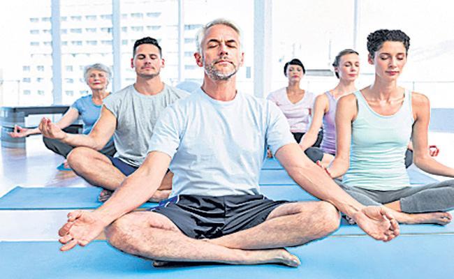 Yoga waist pain medicine - Sakshi