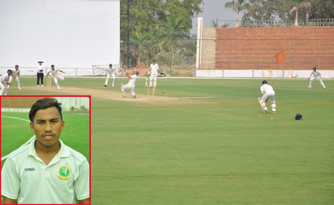 Manipuri Wins Cooch Behar Trophy - Sakshi